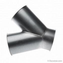 Culotte 250 fb. x 160 fb. x 160 fb. mm, à 30°