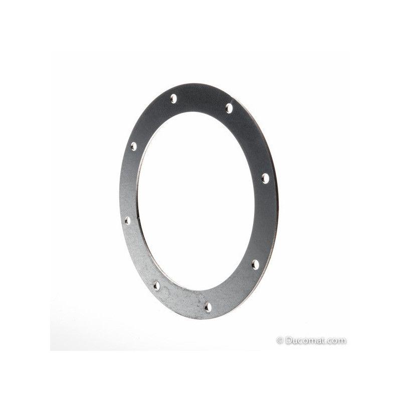 Galvanized flange, Ø 450 mm, 6 mm