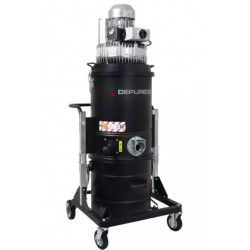 Filterkast mobiele unit ECOBULL 3 kW 400V 420 m³/h -31 KPa