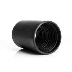 Raccord caoutchouc pour flexible, Ø 38-38 mm