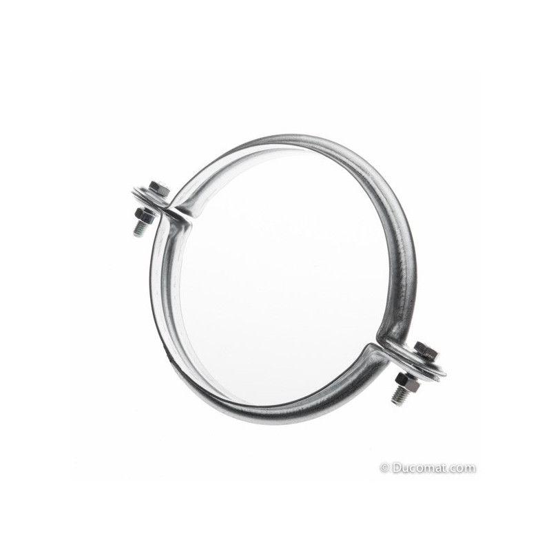 Tiefgezogene Rohrschelle - Ø 150 mm