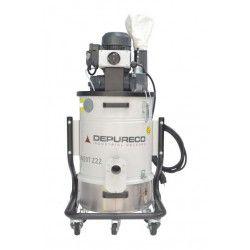 Mobile high vacuum unit XM 20 1.8 kW 400V 280 m³/h -23 KPa ATEX