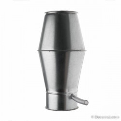 DUCO-6 PU Soepele slang - Ø 180 mm - dikte 0,6 mm, prijs per gesneden meter