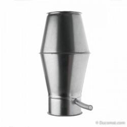 Ø 180 mm - DUCO-6 PU Soepele slang - dikte 0,6 mm, prijs per gesneden meter