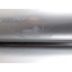 Tuyau galvanisé, Ø 550 mm, 2,0 m, avec taches et marques diverses pour aspiration bois