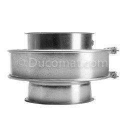 Torsion compensatie voor CNC machines Ø 250 mm x H 200 mm