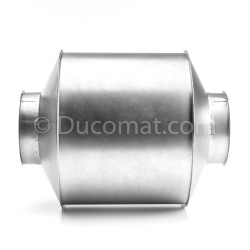 cone-tuyau-depoussierage-centralise-ducomat