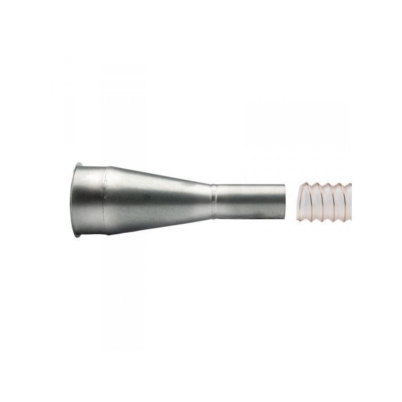Tuyau flexible PU DUCO 6 - Ø 060 mm, ép. 0,6 mm prix au mètre coupé