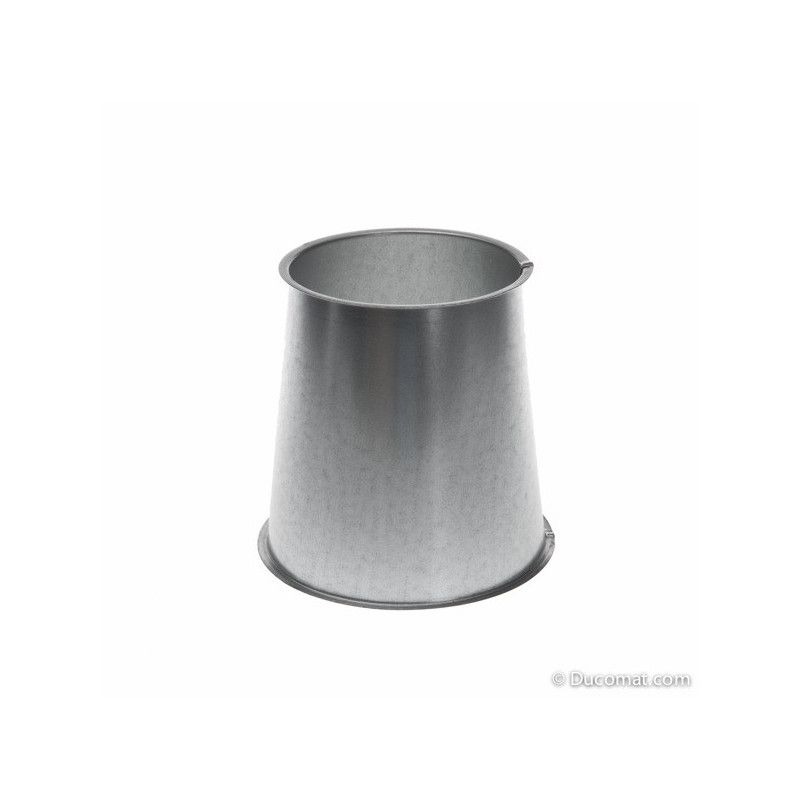 Ø 450 mm  - Silencieux L: 2 m    fb.