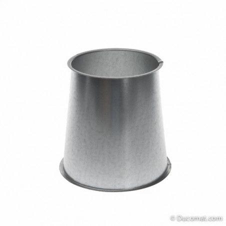 Ø 550 mm  - Silencieux L: 1 m    fb.