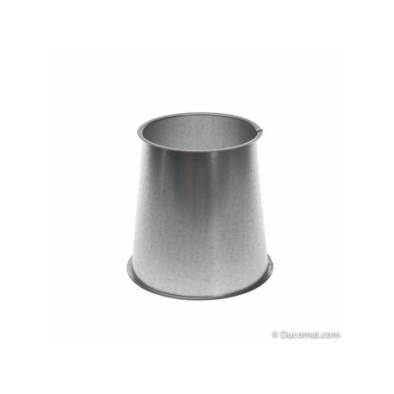 Ø 550 mm  - Silencieux L: 2 m    fb.