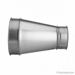 Piquage à 45° - Ø 160 mm - à appliquer sur Ø 160 mm