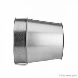 Ø 180 mm - Sattelabzweig 45° - auf Rohr Ø 250 mm