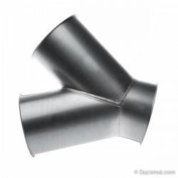 Targette pneumatique étanche (24VDC) + joints - Ø 200 mm
