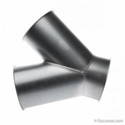 Pneumatische afsluitklep, 48VAC, met dichtingen - Ø 200 mm