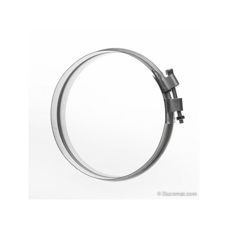 Ø 160 mm - Manueel afsluitklep, zonder dichtingen