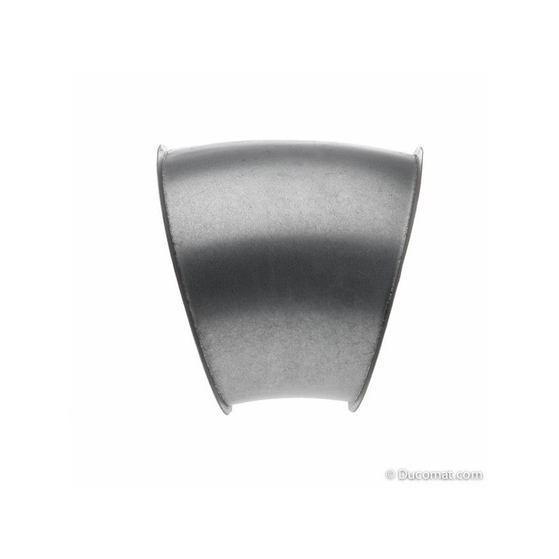Galva. pressed bend 30° R-1,5D - Ø 100 mm