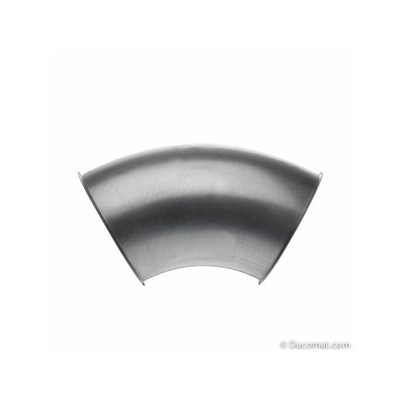 Galva. pressed bend 60° R-1,5D - Ø 100 mm