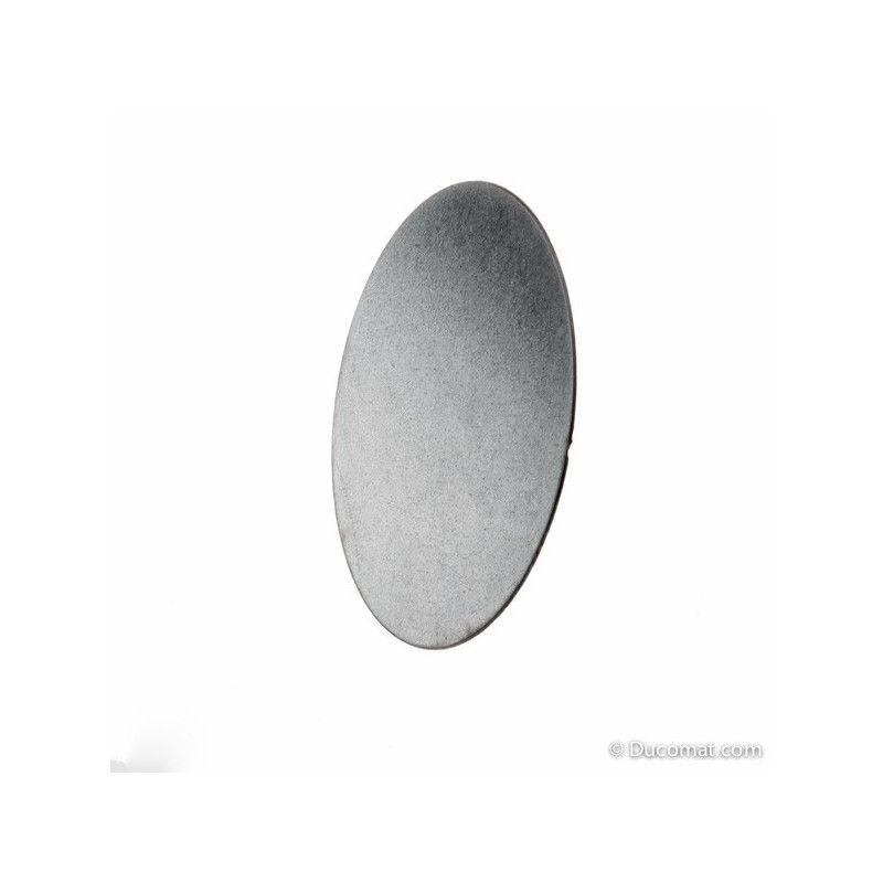 Eindplaat - Ø 200 mm