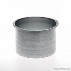 Aansluitstuk voor DUCO soepele slang - Ø 125 mm