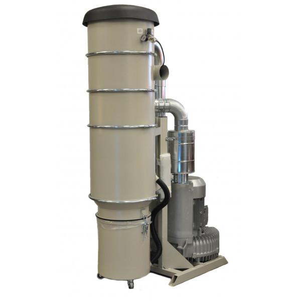 High vacuum unit